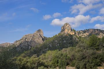 Interior Mountains, Mallorca, Spain