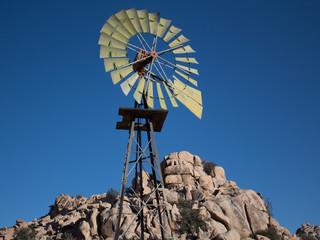 Key's Ranch Windmill