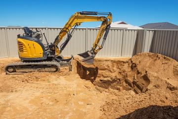 Swimming Pool Excavation
