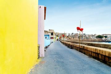 Dongshan Island panorama