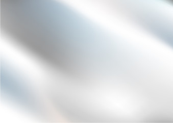Grey, white and blue abstract smooth gradient background