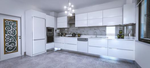 3d Mutfak Tasarımı