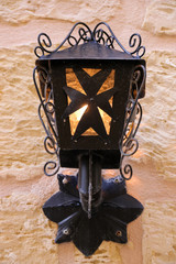 Malta, Symbol, Street Lamp