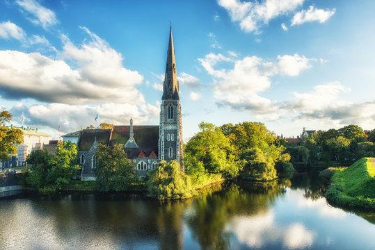 St. Albans Church, Copenhagen, Denmark