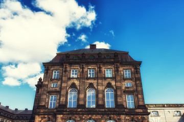 Christiansborg Palace - Danish parliament