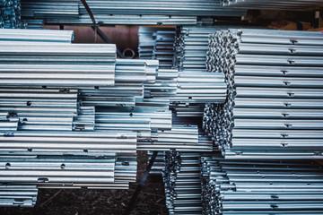 Metal stakes