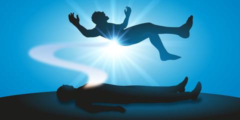 mort - au-delà - résurrection - vie - mystère -paradis - dieux - âme - corps - religion - surnaturel - science