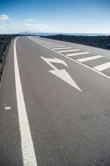 Strada di Lanzarote, Isole Canarie