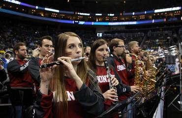 NCAA Basketball: NCAA Tournament-First Round-Oklahoma Sooners vs Rhode Island Rams