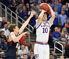 NCAA Basketball: NCAA Tournament-First Round-Kansas vs Pennsylvania