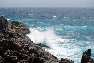 fresh ocean splash