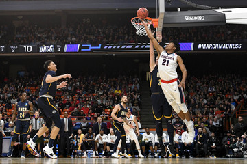 NCAA Basketball: NCAA Tournament-First Round-UNCG vs Gonzaga
