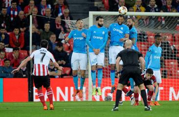 Europa League Round of 16 Second Leg - Athletic Bilbao vs Olympique de Marseille