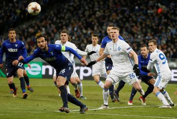 Europa League Round of 16 Second Leg - Dynamo Kiev vs Lazio
