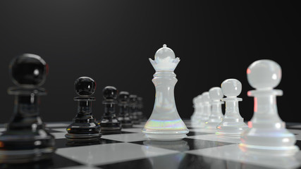 management in chess