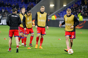 Europa League Round of 16 Second Leg - Olympique Lyonnais vs CSKA Moscow