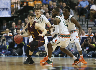 NCAA Basketball: NCAA Tournament-First Round-Miami vs Loyola Chicago