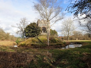 Captain James Cook Monument in Chalfont St Giles, Buckinghamshire, UK