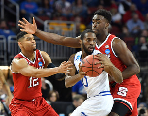 NCAA Basketball: NCAA Tournament-First Round-North Carolina State vs Seton Hall