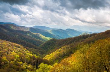 Great Smoky Mountains Outdoors Scenic Landscape Photography Cherokee North Carolina