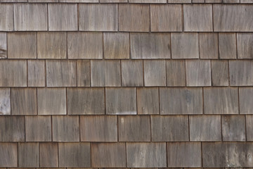 background of cedar shingles for a backdrop