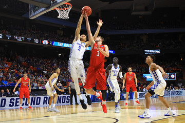 NCAA Basketball: NCAA Tournament-First Round-Davidson vs Kentucky