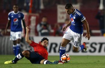 Soccer Football - Argentina's Independiente v Colombia's Millonarios - Copa Libertadores