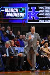 NCAA Basketball: NCAA Tournament-First Round-Davidson vs Kentucky