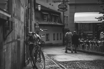 Bike Wall Bamberg