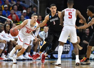 NCAA Basketball: NCAA Tournament-First Round-Houston vs San Diego State