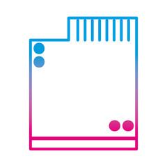 degraded line micro sd memory data technology
