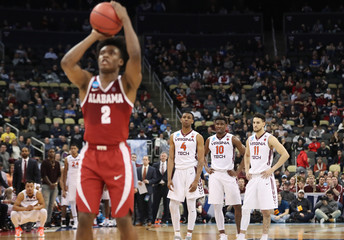 NCAA Basketball: NCAA Tournament-First Round-Virginia Tech vs Alabama