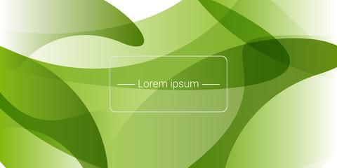 Horizontal banner. Vector illustration