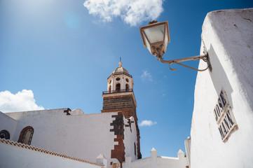 Chiesa Nuestra Senora de Guadalupe di Teguise, Lanzarote - Isole Canarie