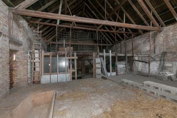 Alte Scheune Fachwerkhaus
