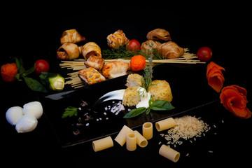 Composizione Gastronomica