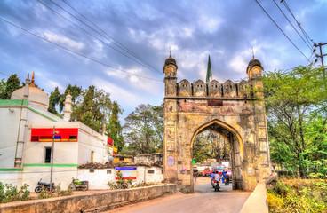 Mahmud Darwaza, one of 52 gates of Aurangabad, India