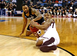 NCAA Basketball: NCAA Tournament-First Round-Texas A&M vs Providence