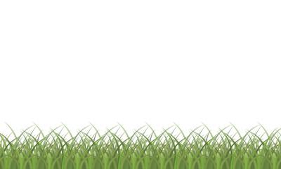 Seamless grass background.