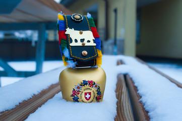 Switzerland bell