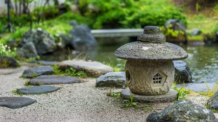 Outdoor Stone Light