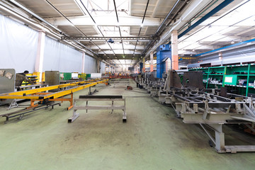 Bus production industry