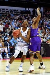 NCAA Basketball: NCAA Tournament-First Round-North Carolina vs Lipscomb