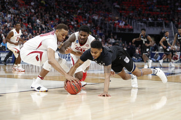 NCAA Basketball: NCAA Tournament-First Round: Butler Bulldogs vs Arkansas Razorbacks