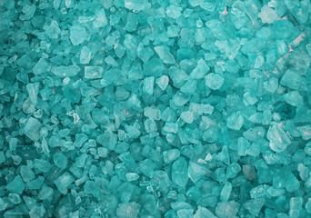 Blue sea salt