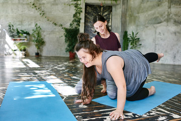 Yoga therapy for people with Down syndrome