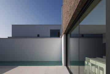 Contemporary summer house