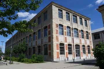 Saint-Etienne, quartier école supérieure d'art et de design