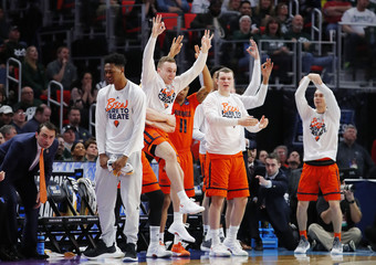 NCAA Basketball: NCAA Tournament-First Round: Syracuse Orange vs Michigan State Spartans
