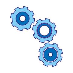 duo color engeneering gears process industry machine